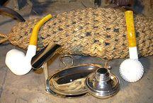 Le Pipe nella Regione Marche / Le Marche sono la regione dove è ancora viva la tradizionale produzione di Pipe in radica.Scoprile nella nostra board