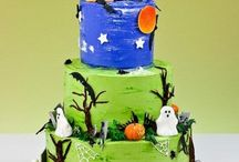 Cake decorating / by Brittany Gallman