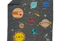 Space quilt