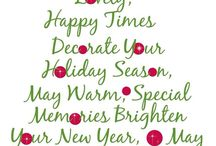 Merry Christmas! / Christmas related pictures and ideas to make your holiday's the a joyous occasion!