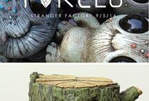 Inspirational sculptures