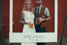Emma och Anders bröllop