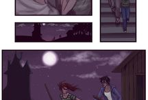 Harry Potter fan-art / Pictures that will sweep you of your feet, like wingardum leviosa...