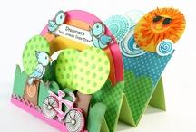 Paper craft tutorials / by Charlene Pascarelli