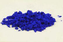 blu oltremare & cobalto