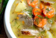 Meat lovers soups