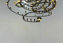 Interesting Lighting / by Becky Hayes