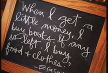 Quotes at the Galiano Inn / Staff humour throughout the Inn brings smiles to our guests with their chalkboard sayings