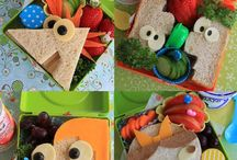 sandwiches for school