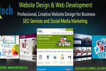 Website Design & SEO in Patna / Affordable website design and SEO services company in Patna, Bihar provides custom, unique and effective web design that meets your required standards as well as industry niche standards. We also offer professional SEO services with social media engagement to help business get high profit over competitors. Our web design and development team with SEO professionals are highly experts and keep updating their knowledge to provide best web services to our clients. For more info @ www.xtechpro.in/