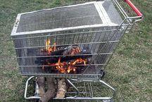 Tűzrakóhely, tűzhely, melegítés, főzés