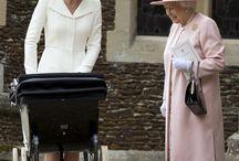 Katarzyna, Księżna Cambridge oraz inne księżne i królowe