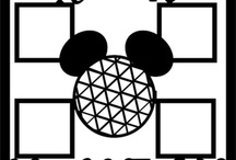 Disney scrapbook page ideas / by Beth Brinks