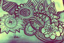 zentangle -doodle