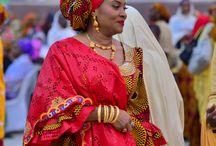 African weddings by Lindiwe