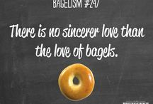 Bagelisms / Words to live by, from a bagel's point of view.