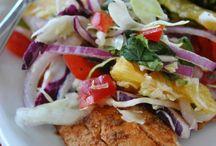 Food-Seafood / by Kristin Koss