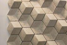 Walls/floor
