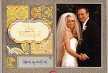 Scrapbooking / Wedding