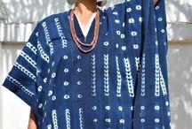 shibori style