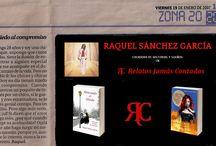 Raquel Sánchez García en los medios de comunicación
