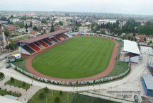 Düzcespor Stadı 18 Temmuz