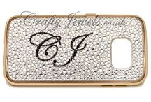 Swarovski Crystal Phone Cases