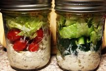 Kitchen Creations: Salads & Vegetables / by Rhena Francis