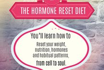 The Hormone Reset Diet / My new book, The Hormone Reset Diet - a proven step-by-step plan designed to help women of all shapes and sizes, ages, and ethnicities lose weight and feel lighter and more energetic.