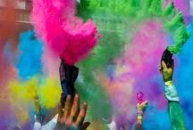 Color - Fun Run / by Debbie Dunphy