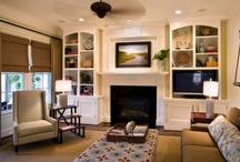 Living Room Ideas / by Vicki Garcia Spann