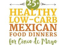 MEXICAN FOOD LOW CARB