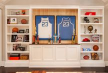 Framing sports tops