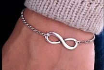 Hot New Infinity Bracelet