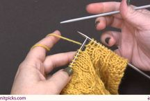 Kntting CABLeS