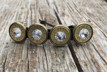 Ammo/Bullet Hair Accessories