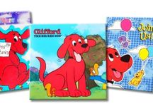 Clifford the Big Red Dog Party Supplies / Clifford the Big Red Dog Party Supplies from www.HardToFindPartySupplies.com, where we specialize in rare, discontinued, and hard to find party supplies. We also carry several of the more recent party lines.  / by Hard To Find Party Supplies