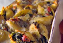 Recipes: Pasta / by Jessica Miller