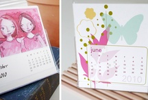Crafting- Calendars / by Theresa Springer