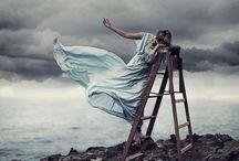 Conceptual photography / Photoshop