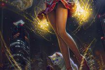 FanArt of Sailor Moon
