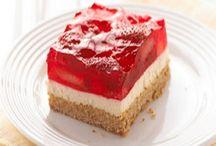 Jello Type desserts