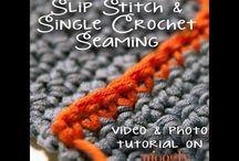 Crocheting  / by Janice Woodard