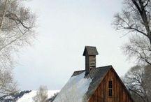 barns / by Linda Gano