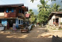 """Sehenswürdigkeiten in Laos / Laos ist """"Land der tausend Elefanten"""" so genannt. Vang Vieng, Luang Prabang, Pha That Luang… sind die Sehenswürdigkeiten, die Sie bei dem Reisen nach Laos nicht verpassen sollten."""
