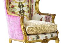 armchair reupholstery