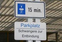 Bilder - deutsche Schilder