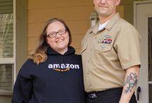 Amazon Military
