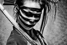 samurai žena