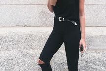Black Fashion